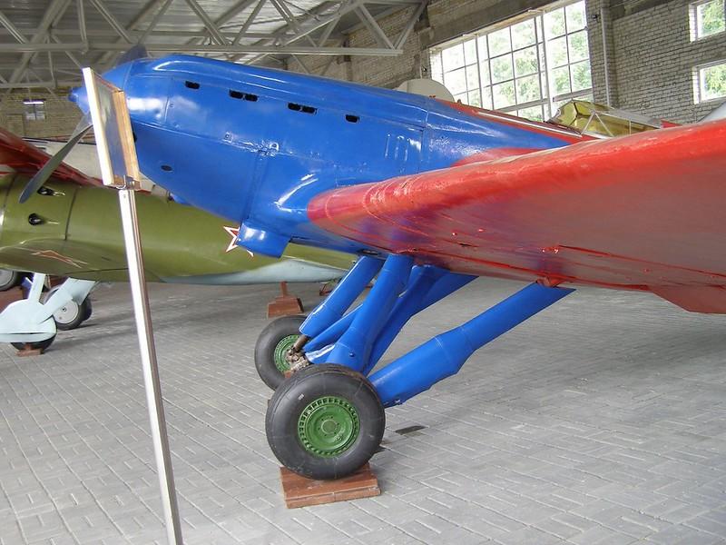 Polikarpov I-17 5
