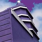 just your average purple pagoda