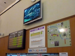 Torokko-Saga Station, Sagano Scenic Railway   by Kzaral