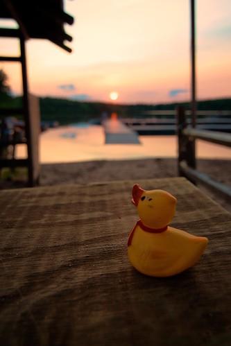 sunset waterfront rubberduck campcachalot fivemilepond cachalotscoutreservation tokinaatx116prodxaf1116mmf28