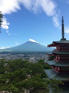 Mt. Fuji | by Anna & Michal