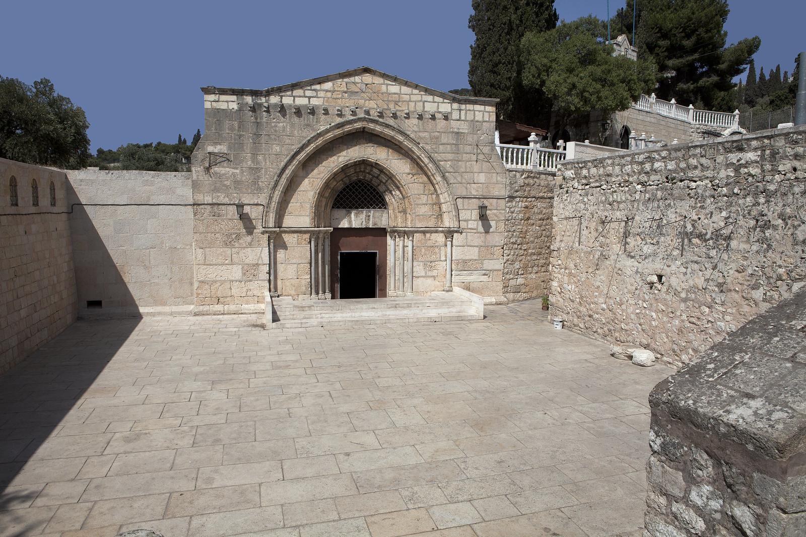 Jerusalem_The Tomb of the Virgin Mary_1_Mordagan_IMOT