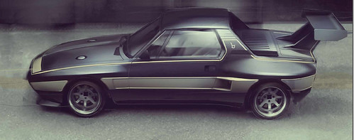 Bertone 100 art works 07