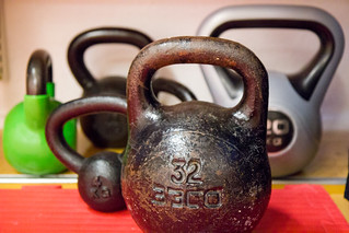 Visby Shibu - Kettlebells for strenght training | by rjakobsson