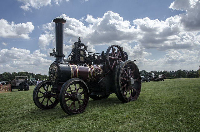 Stow steam Fayre