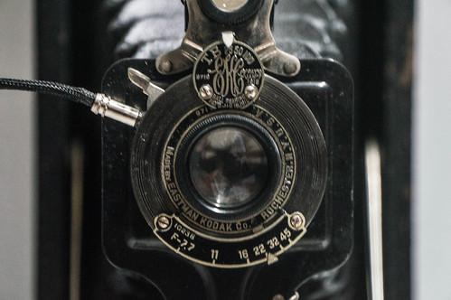 No. 1A Autographic Kodak Junior | by TAZMPictures