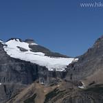 Mt. Merritt with Old Sun Glacier