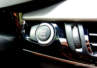 Push Button Ignition - 2014 BMW X5 xDrive 35i | by HighTechDad