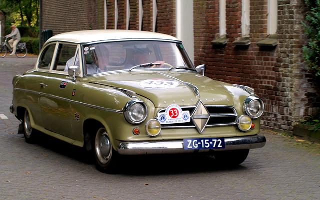1958 Borgward H1500 Isabella  TS