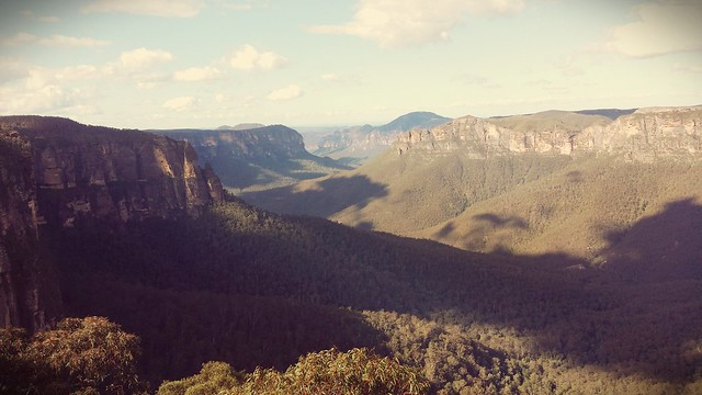 Grose Valley Blue Mountains NSW.