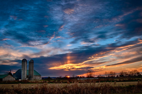 farm barn sunset stjacobs ontario canada d300 topaz adjust colour color knarrgallery darylknarr knarrphotography