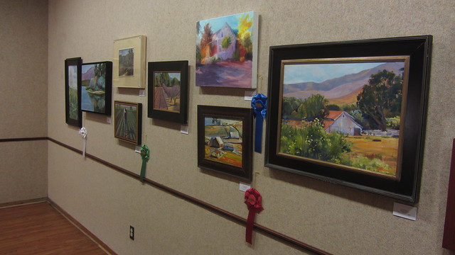 IMG_0633 Goleta Valley library SCAPE Farm to Wall show art