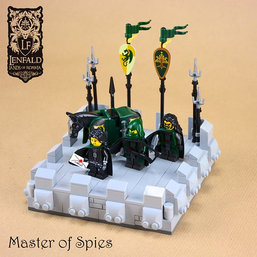 LoR GC XVI - Master of Spies   by Mitah Val Karem