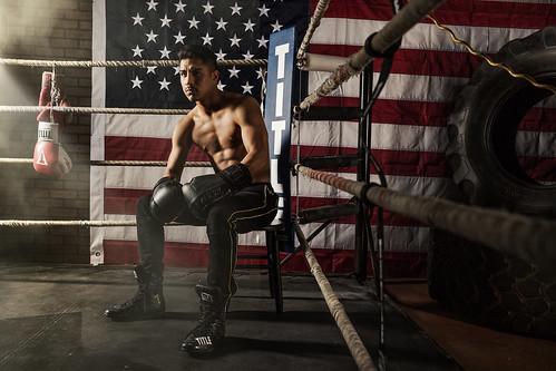 Jessie Vargas 5- Anthony Mair   by amairphoto