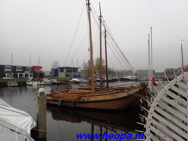 2016-11-09  Gooimeer tocht   25 KM   (42)