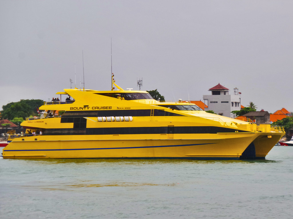Bounty Cruises (Austal Geka 2000)