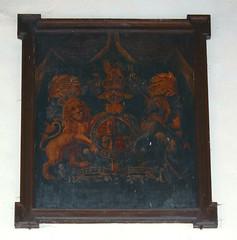 George II royal arms