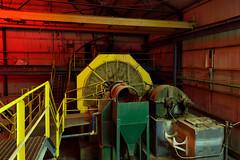 abandoned gold mill. mojave desert, ca. 2016.