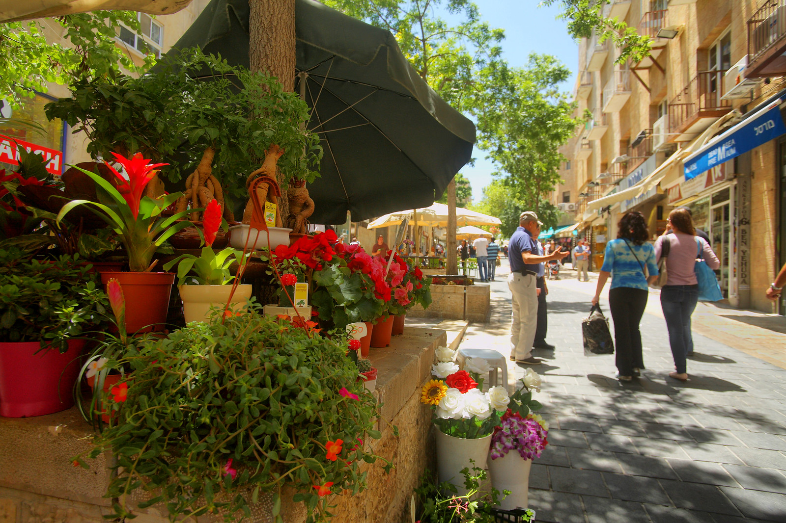 Jerusalem_City Center_1_Noam Chen_IMOT