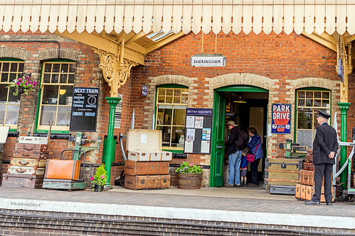 Sheringham Station. Norfolk. | by daveduke