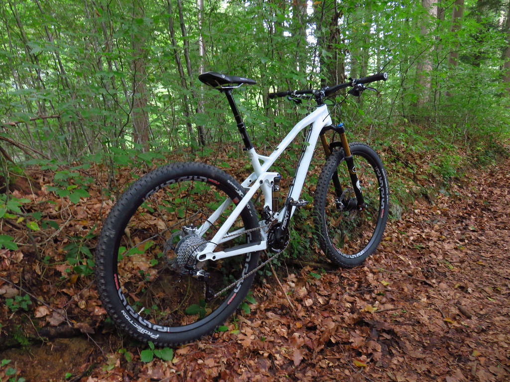 CANYON Spectral AL 9 9 SL | GPS track my new ride | Flickr