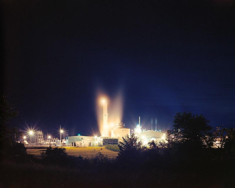 Air Liquide Factory
