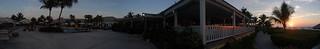 Sunset from the restaurant (full) | by dmahr