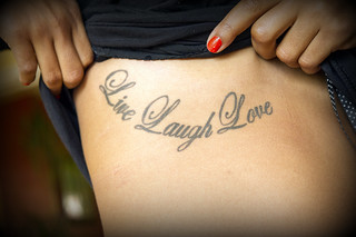 Live-Laugh-Love-Tattoo | by Dorset Photographic