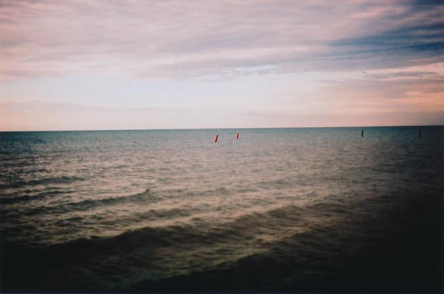 Lake Michigan. Chicago