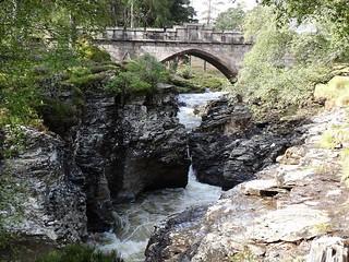 Waterfall at the Linn of Dee, near Braemar | by shearings