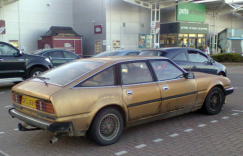 Rusty SD1  Rover | by Capturing snapshots
