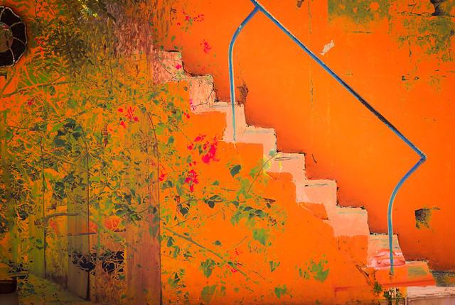 fiscardo stairway