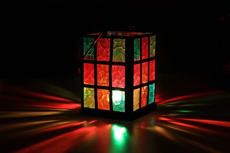 Lanterne magique - Magic lantern