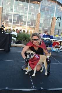 Runner Up Pet - Power Princesses   by CASA of Travis County