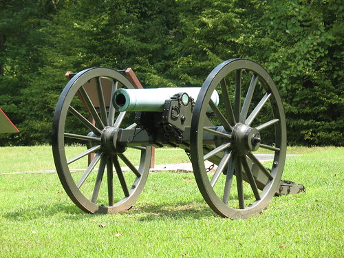Another Bronze Barreled Field Gun