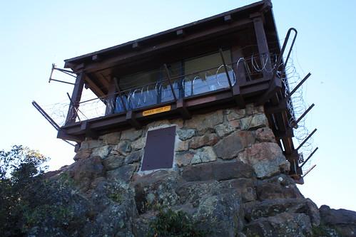 Fire Lookout, Mount Tamalpais 2014