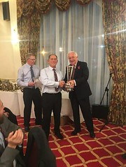 Stew McEwen - CCA Aggregate Trophy