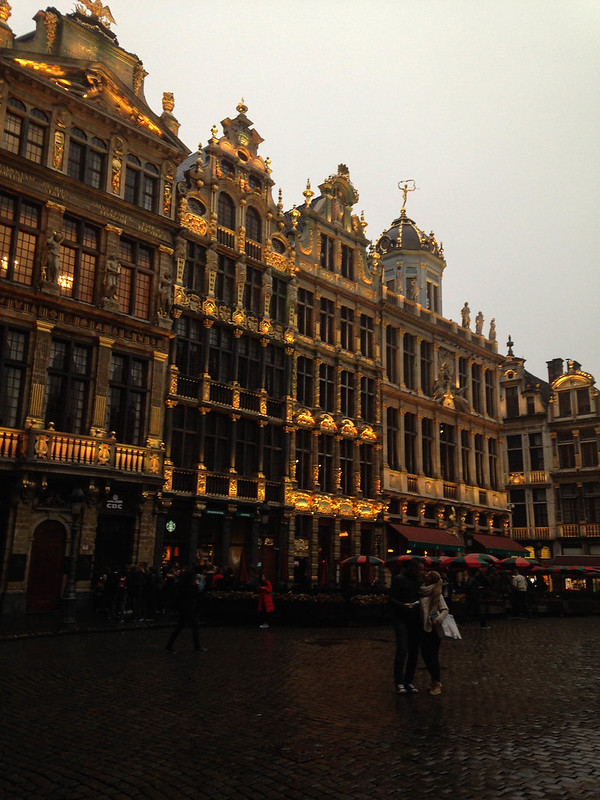 Grand Place by nigh | Brussels
