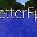 BetterFps Mod for Minecraft 1.11.0/1.10.2/1.7.10 by minecraftzz
