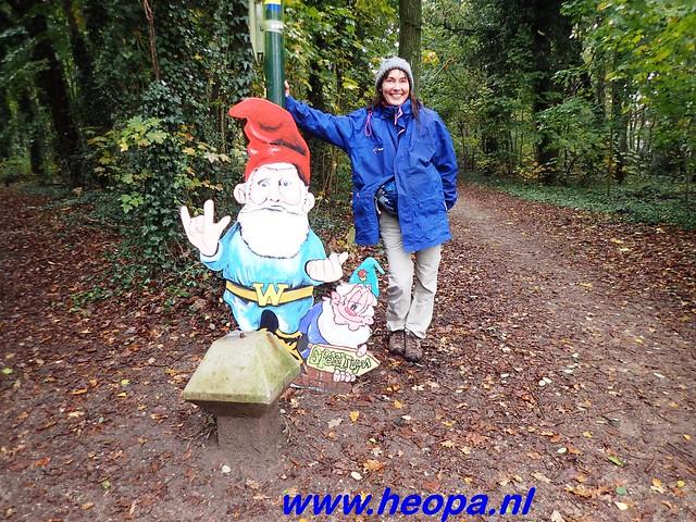 2016-11-09  Gooimeer tocht   25 KM   (76)