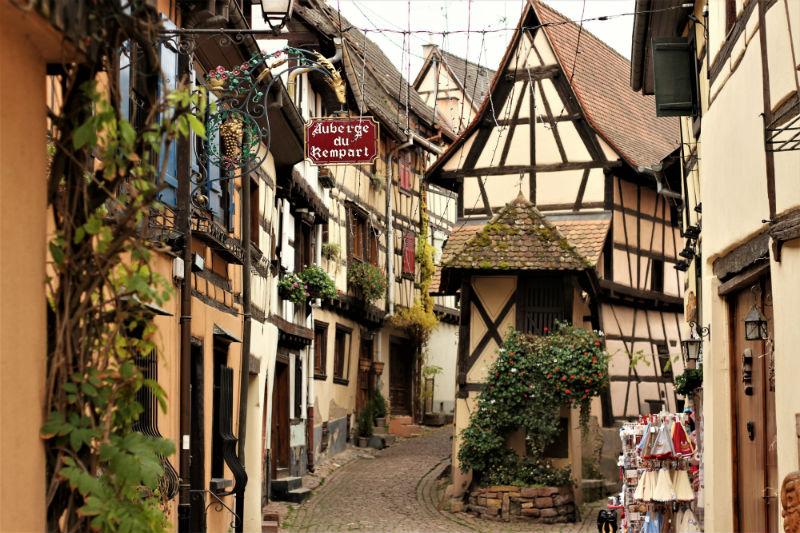 Pueblos imperdibles de Alsacia