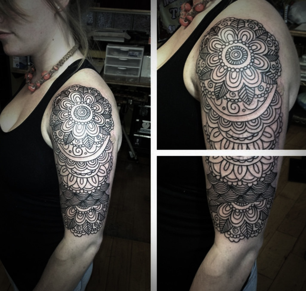 Austin Texas TX black and grey best ink tattoo master 512 … | Flickr