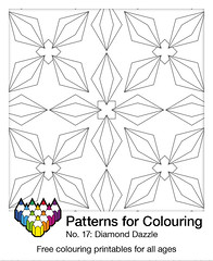 Patterns for Colouring 17