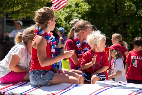 2014 East Grand Rapids Independence Day 4th of July Parade  July 04, 2014 17 | by stevendepolo