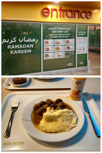 ikea diptych uae abudhabi motorola meal ramadan meatballs iftar motog إفطار yasisland