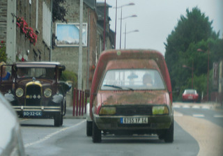 Citroens old and new(ish) | by Spottedlaurel