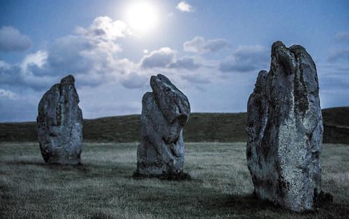 Avebury by Moonlight | by Stuart Herbert