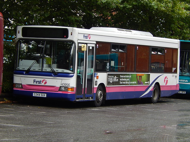 First Berkshire 40956 - S344 SUX