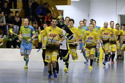 Herren I - Playoff Spiel 2 - Floorball Thurgau Saison 2013/14