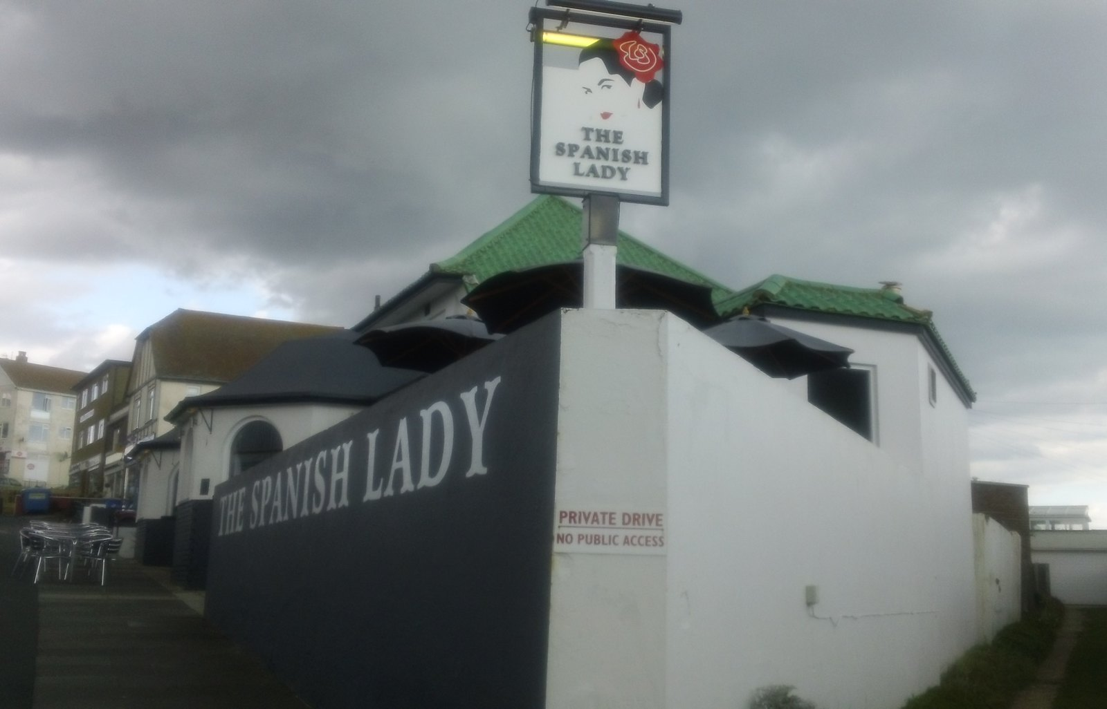 The Spanish Lady Saltdean